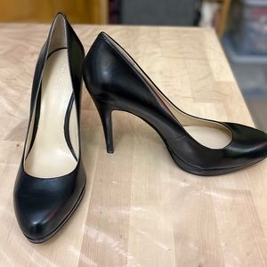 Nine West Women's black Heels stilettos size 10 M